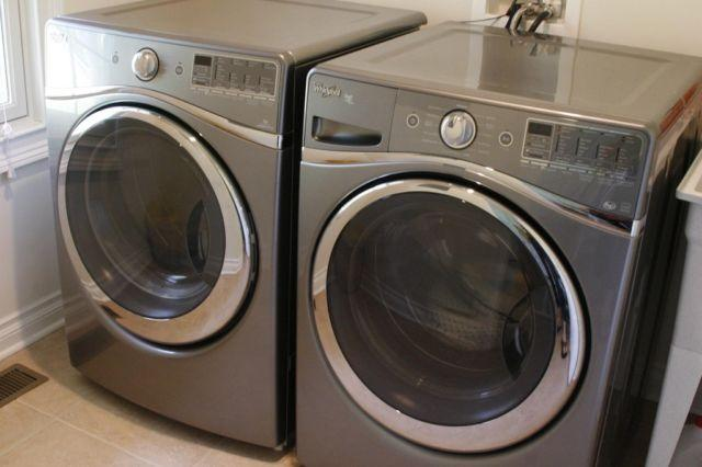Gently Used Whirlpool Duet washer and Dryer Set for Sale in Sparta ...