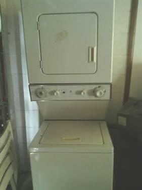 Gently Used White GE 27