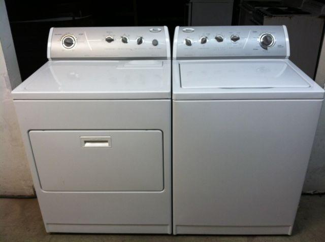 Gently Whirlpool Amp Kenmore Washer And Dryer Combos For