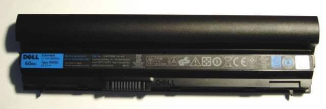 Genuine Dell Extended battery Latitude FRROG (312-1446)