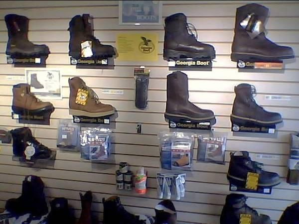 "GEORGIA"" & ""ROCKY"" Work BOOTS, & Rubber Boots for Sale in Alpena ..."