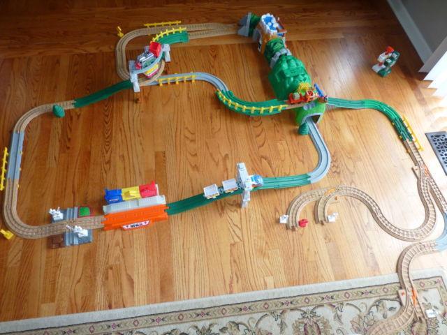 GeoTrax Train Set