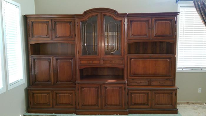 German Shrunk Wall Unit For Sale In Palmdale California