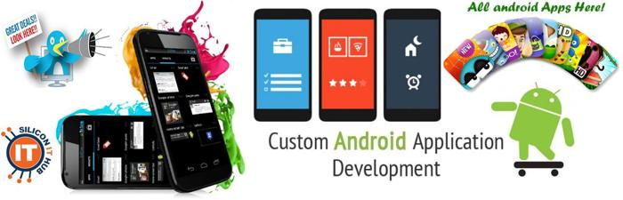Get a Chance to Develop Android Application at Cost