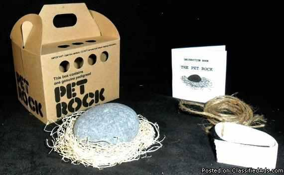 Get an inexpensive gift your girlfriend. A Stone . All