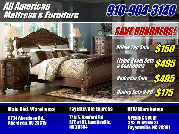 Get Your New Ashley Furniture Here At The Best Price On The East Coast For Sale In Aberdeen