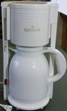 Gevalia Coffee Maker Offers : Gevalia White Thermal Coffee Maker - (So. Salem) for Sale in Salem, Oregon Classified ...