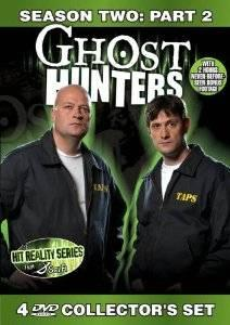 GHOST HUNTERS DVDs Season 2 Part 2-Season 4 Part