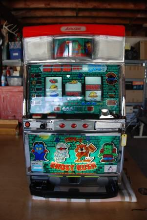 video slot machines for sale in texas