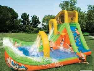 Giant inflatable waterslide blow up water jumper cottonwood mall for sale in albuquerque - The giant slide apartament ...