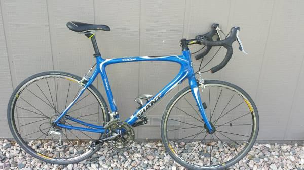 Giant OCR C2 Carbon Road Bike size large - $900