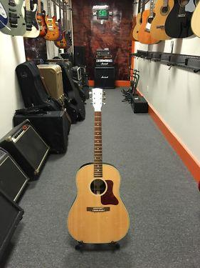 GIBSON J29 ACOUSTIC ELECTRIC GUITAR