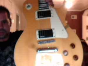 GIBSON LES PAUL CUSTOM - $600 (DECATUR)
