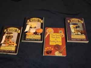 Gifts In A Jar Cookbooks - $8