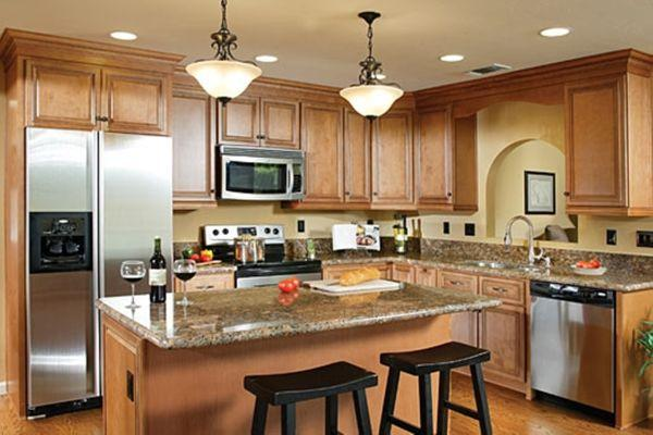Ginger maple kitchen cabinets for sale in carbondale for American maple kitchen cabinets