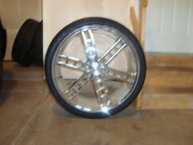 giovanna pegs rims  nitrogen tires included  sale  winfield illinois classified