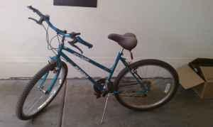 ***Girl's Mountain Bike 18 speed*** - $45 (Prescott)