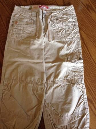 Girl's Size 10 Capris - $5