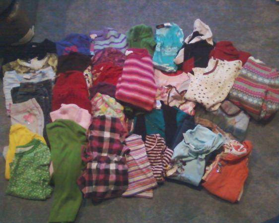 girls 7/8 clothes (solon springs wi)