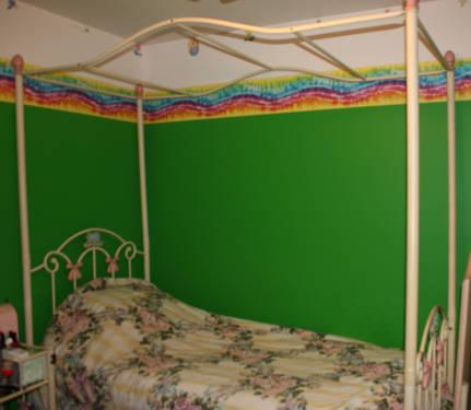 Girls Canopy Bed - 6 Piece Bedroom Set for Sale in Bay Head ...
