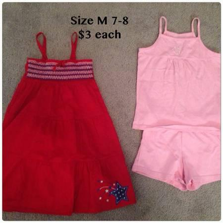 9aaf7ba9b96 Girls clothes size 7-12 - for Sale in Fort Wainwright