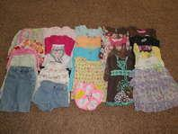 Girls size 24 month/2T (see photos)