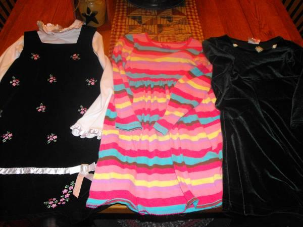 Fall Dresses Girls Size 6 Girls size X Fall Winter