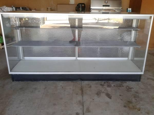 Glass Display Cabinet ...for business. $$$ Must Sell$$$
