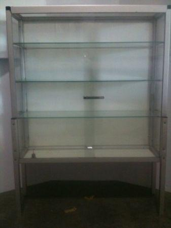 Glass Enclosed Display Case Abbott Texas For Sale In
