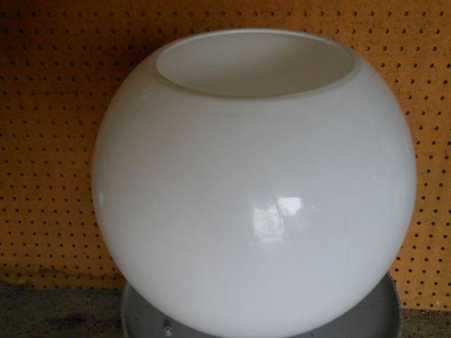 Glass Light Globe - 9