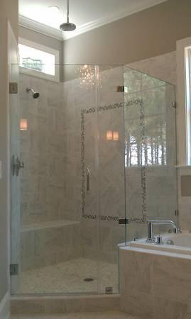 Glass Shower Enclosures Mirrors Framed Mirrors Hardware