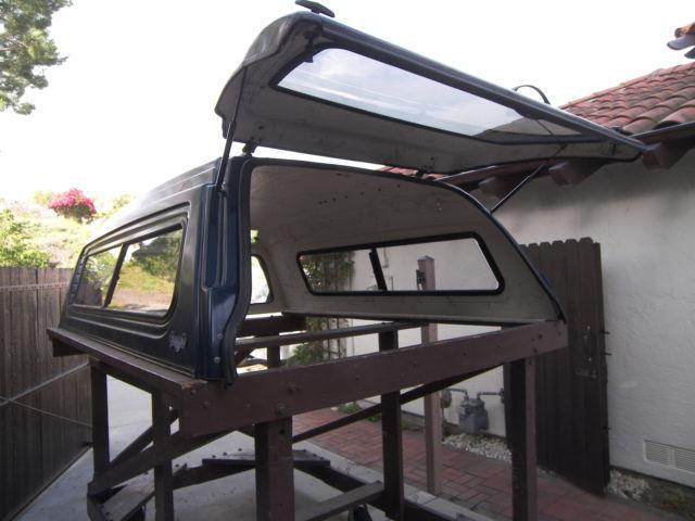 Glasstite Fiberglass Camper Shell For Sale In Oceanside