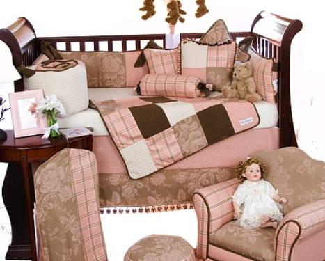 Glenna Jean Crib Bedding set