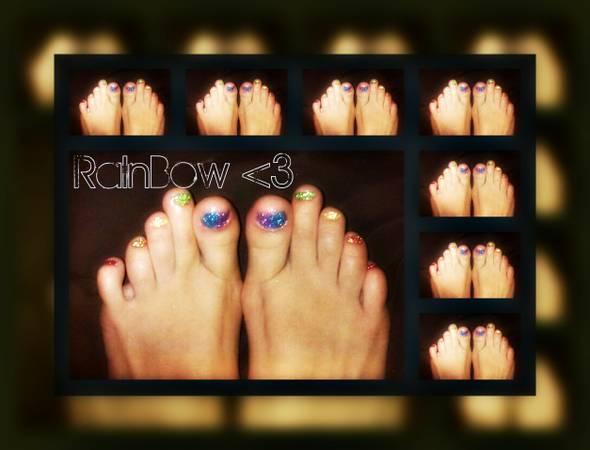 Glitter Toes Utah Glitter Toes Acrylics Gel