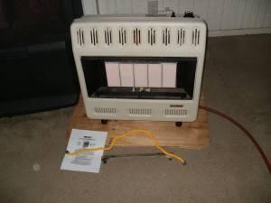 Glo Warm 30 000 Btu Gas Heater Reduced Rosenberg