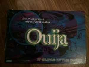Glow in the Dark Ouija Board - $10 (W Main)