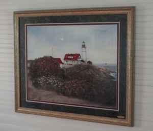 Glynda turley framed artist proof ferrum va for sale for Glynda turley painting