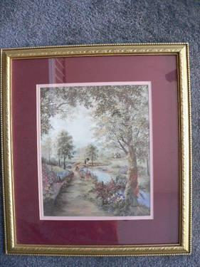 Glynda turley framed print for sale in chattanooga for Glynda turley painting