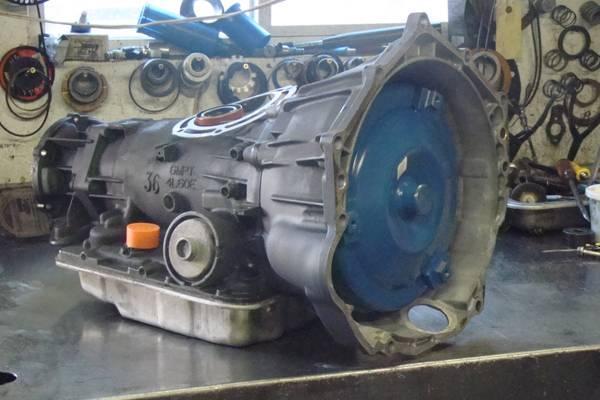 how to rebuild a 4l60 transmission