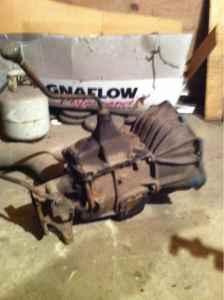 GMchevy 4 speed transmission - $100 Lawrence