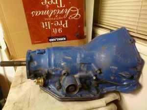 GM turbo 350 transmission - $200 (monterey)