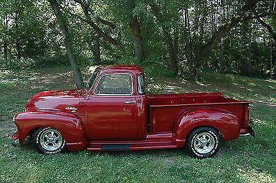 gmc 5 window pickup 1950 truck restored for sale in rosemount minnesota classified. Black Bedroom Furniture Sets. Home Design Ideas