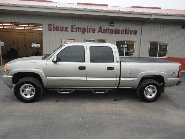gmc sierra 1500 2001 2001 gmc sierra 1500 car for sale in sioux falls sd 4421697051 used. Black Bedroom Furniture Sets. Home Design Ideas