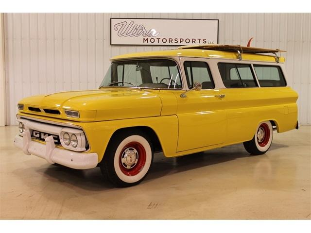 Gmc Suburban 1963 For Sale In Fort Wayne  Indiana