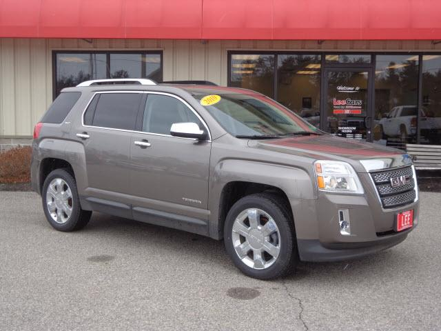 gmc terrain awd slt 2 4dr suv 2010 for sale in windham maine classified. Black Bedroom Furniture Sets. Home Design Ideas