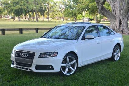 Gnmfhfuurjrnpo 2010 White Audi A4 For Sale For Sale In Ville Platte