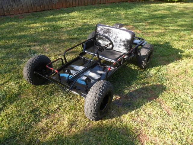 Go kart by carter 5hp briggs and stratton engine for sale for Motor go kart for sale