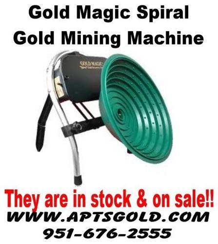 Gold Prospecting Equipment - Keene Drywasher - Gold Buddy