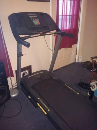 error treadmill precor codes