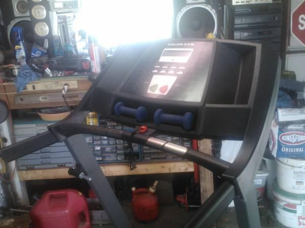 GOLD'S GYM TREADMILL - for Sale in Bloomington, Illinois ...